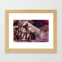 Mill Memories Framed Art Print
