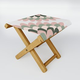 Dahlia at Office Folding Stool