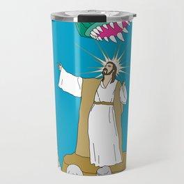 Jesus, Etc. Travel Mug