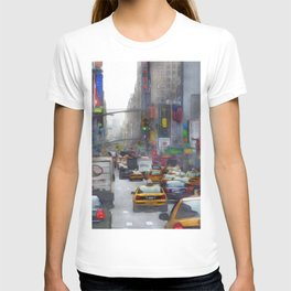 The Streets of New York T-shirt