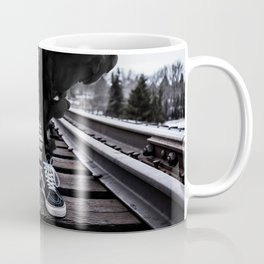Dark Smoke Coffee Mug