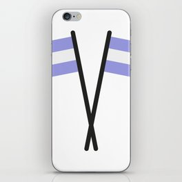 Argentine flag iPhone Skin