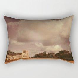 Edgefield Church, Norfolk Rectangular Pillow