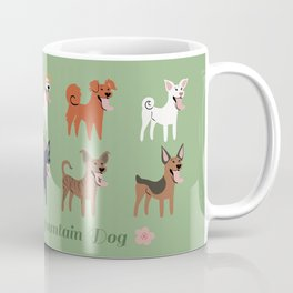 Formosan Mountain Dogs Coffee Mug