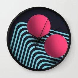 Inclined Wall Clock