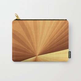 Graphic Design With Stripes Carry-All Pouch