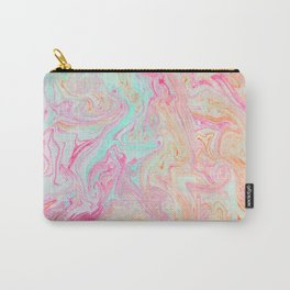 Tutti Frutti Marble Carry-All Pouch