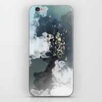 flight iPhone & iPod Skins featuring flight by Rafael Igualada