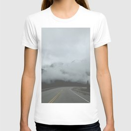 Highway to the Mountain Sky T-shirt