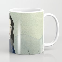 Sitting By The Window Coffee Mug