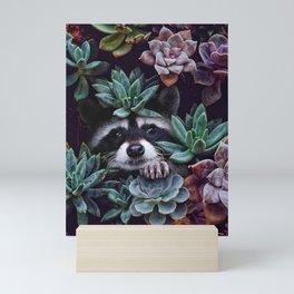 hello, you look gorgeous today. Mini Art Print