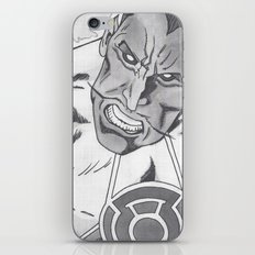 Sinestro iPhone & iPod Skin