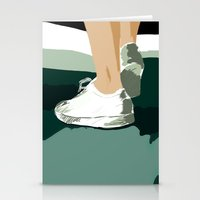 feet Stationery Cards featuring Feet by Berta Merlotte