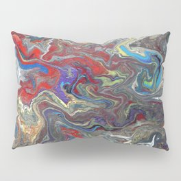 Abstract Oil Painting 28 Pillow Sham