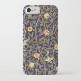 William Morris Bird And Pomegranate iPhone Case
