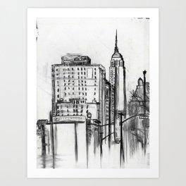 Flatiron I Art Print
