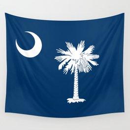 Flag of South Carolina Wall Tapestry