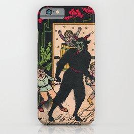 krampus iPhone Case