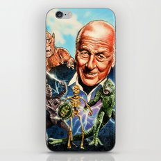 Ray Harrihausen iPhone & iPod Skin