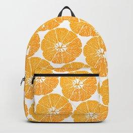 Orange you glad . . . Backpack