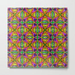 Kaleidoscope-12 Metal Print