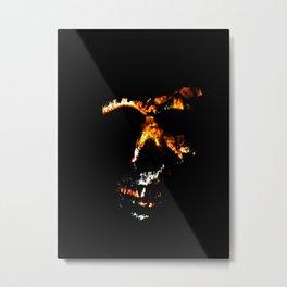 Death Charmer Metal Print