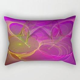 abstract lighteffects -3- Rectangular Pillow