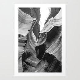ANTELOPE CANYON / Arizona Desert Kunstdrucke