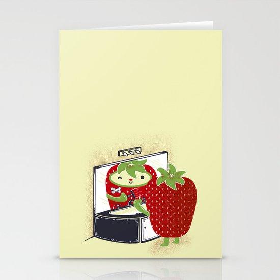 Shaberry Stationery Cards