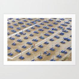 Surface #5 Art Print