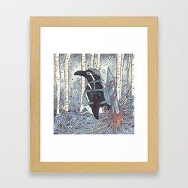The Henchman Framed Art Print