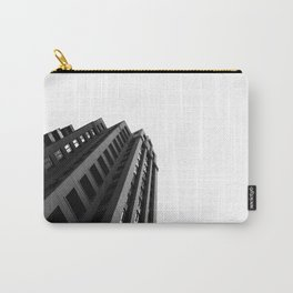 Architecture Minimalism Black and White Photography Carry-All Pouch