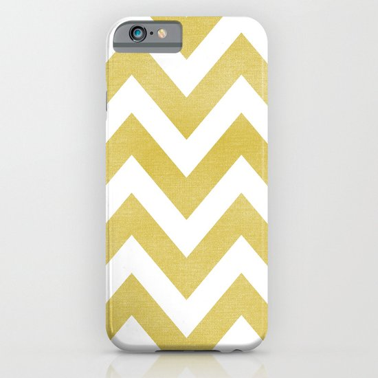 LINEN CHEVRON iPhone & iPod Case