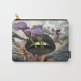 Behind and Beyond Carry-All Pouch