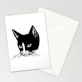 Hex in His Eyes Stationery Cards