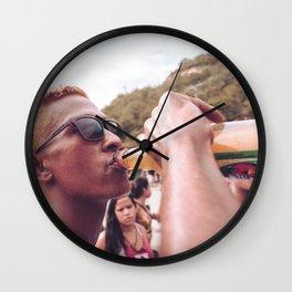 Bahía de Cata - Venezuela Wall Clock