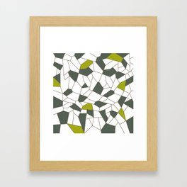 terazonal Framed Art Print