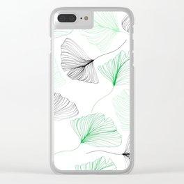 Naturshka 54 Clear iPhone Case