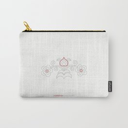 Hungarian Embroidery no.7 Carry-All Pouch