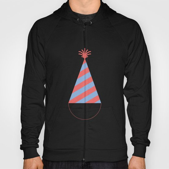 #43 Party Hat Hoody