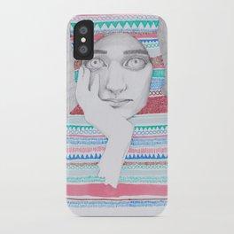 A Traveler 02 iPhone Case