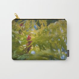 Staghorn Sumac Carry-All Pouch