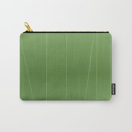 Green Line Design Carry-All Pouch
