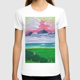 Look Towards the Hills T-shirt