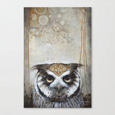Kotori Canvas Print