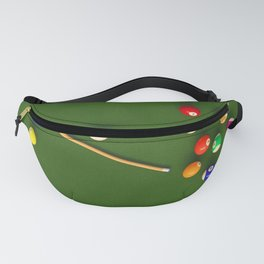 Pool Table Fanny Pack