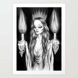 Inner Light Art Print
