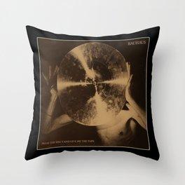 bauhaus pillow Throw Pillow