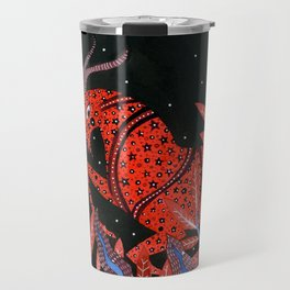 Zodiac - Capricorn Travel Mug