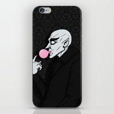 Popping Bubblegum Bubble  iPhone & iPod Skin